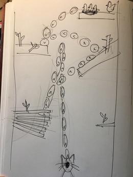 Second Idea Sketch