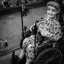 Granny Giant Liverpool 2014