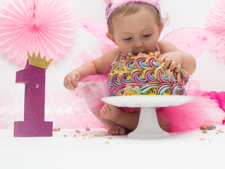 Cake Smash Photography Offer