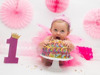 Charlottes Cake Smash