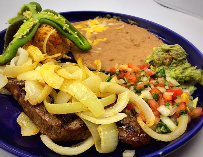 Mayas Steak