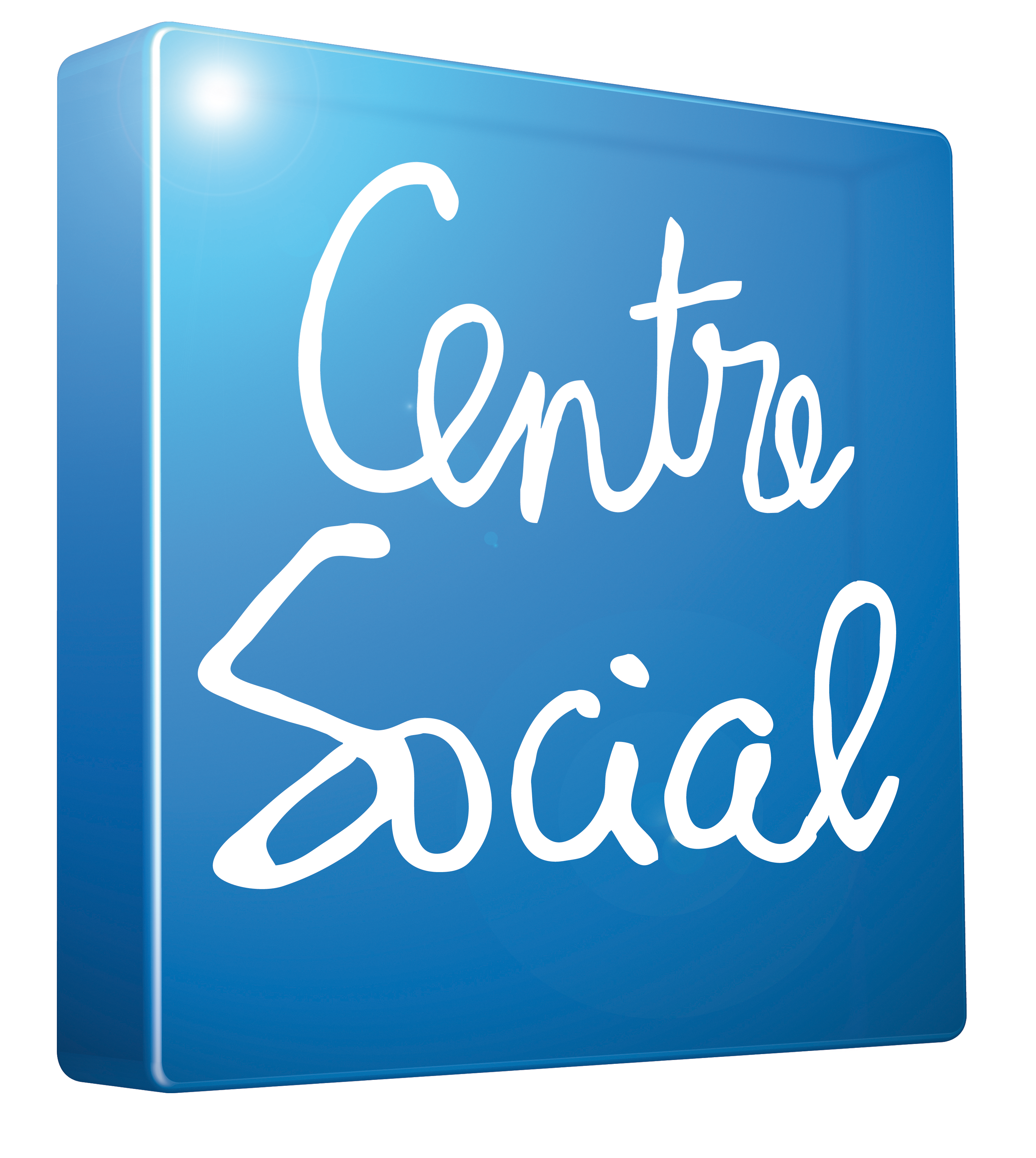 LOGO CENTRE SOCIAL avec filet