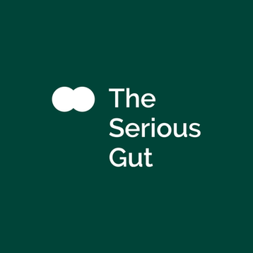 Visual identity, packaging and website design of The Serious Gut