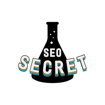 Visual identity and website design of SEO Secret