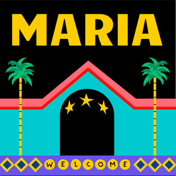 Visual identity and webdesign of Maria Schools