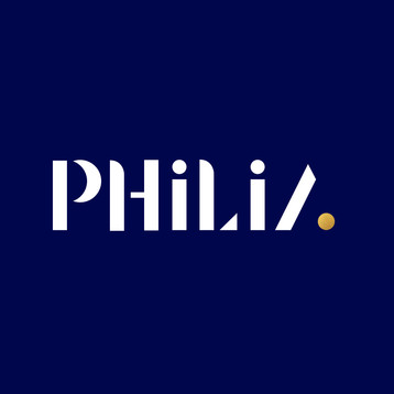 Visual identity and website design of Philia Avocats