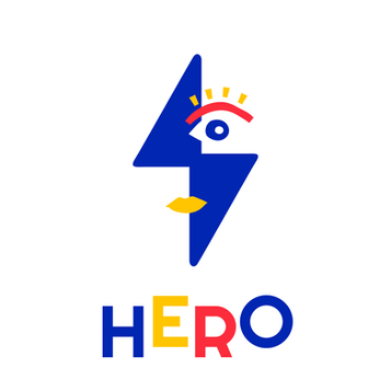 Visual identity of HERO