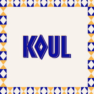 Visual identity and packaging design of Koul