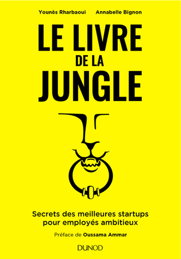Book cover of Le livre de La Jungle