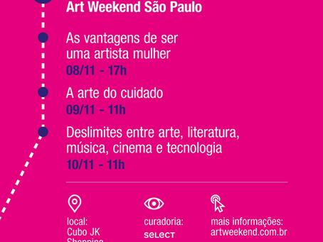 4ª edição do Art Weekend São Paulo