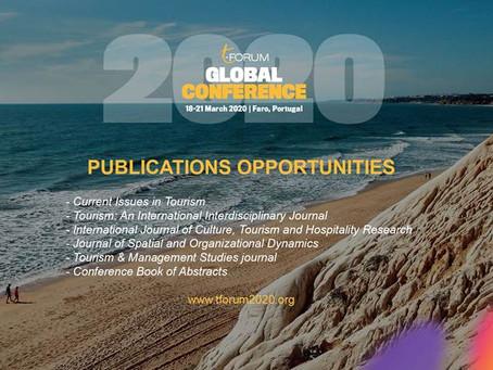 Conferência t-Forum - Portugal - 18 a 21 de março de 2020