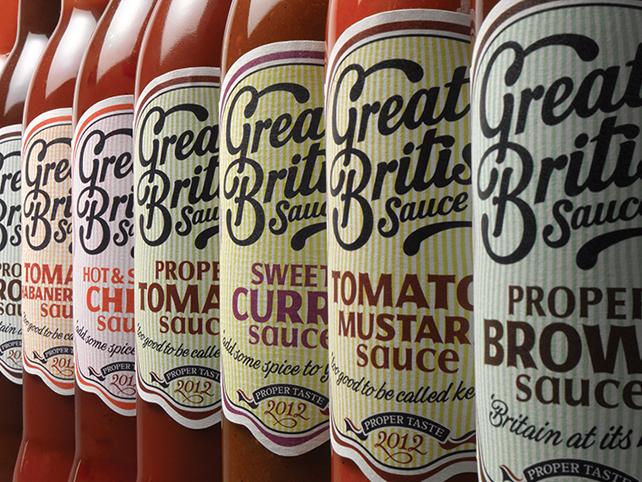 Great British Sauce Co.