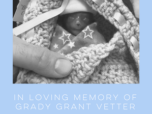 Grady Grant Vetter   Featured Story