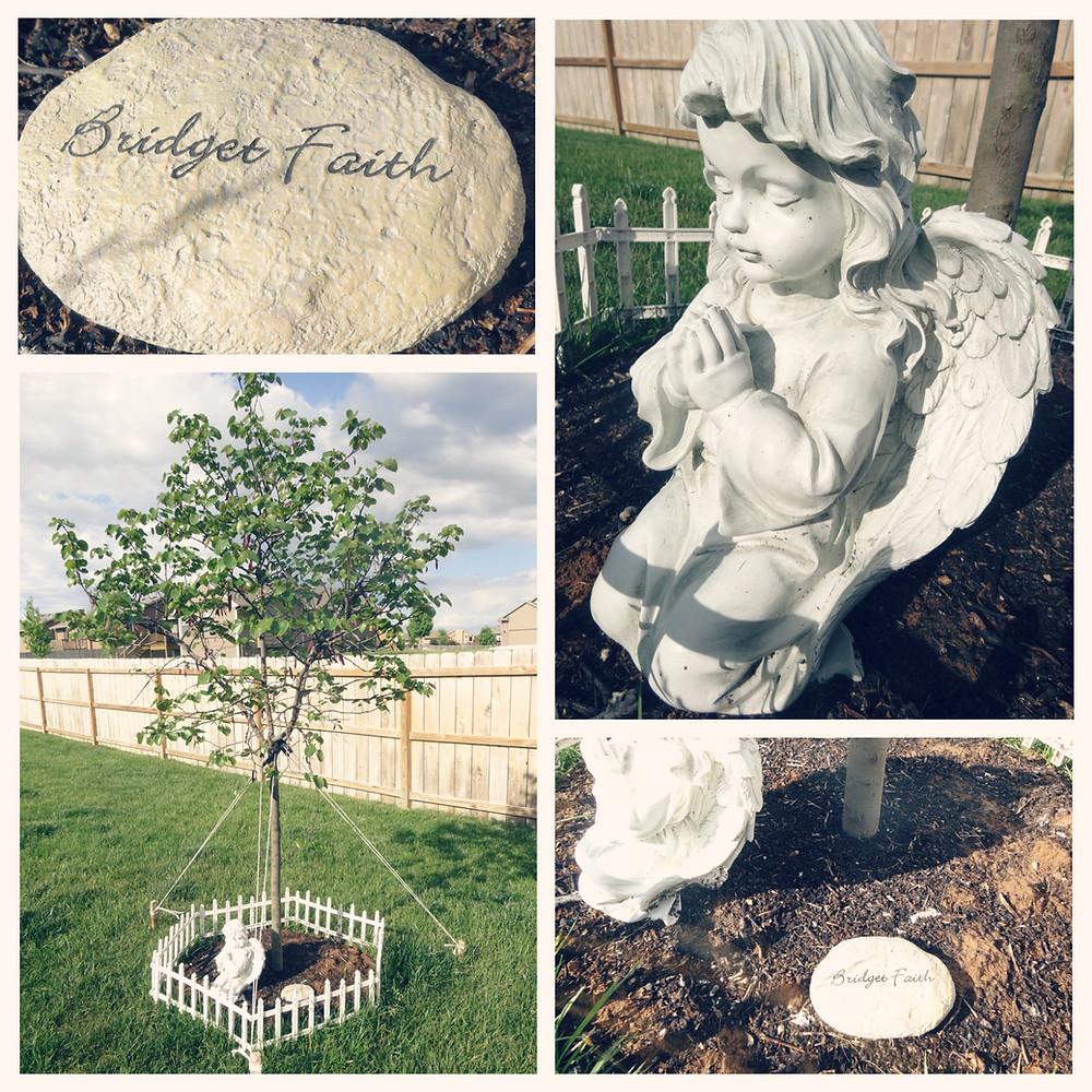 Bridget Memorial Tree