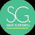 Circle SG Sign Gypsies R.png