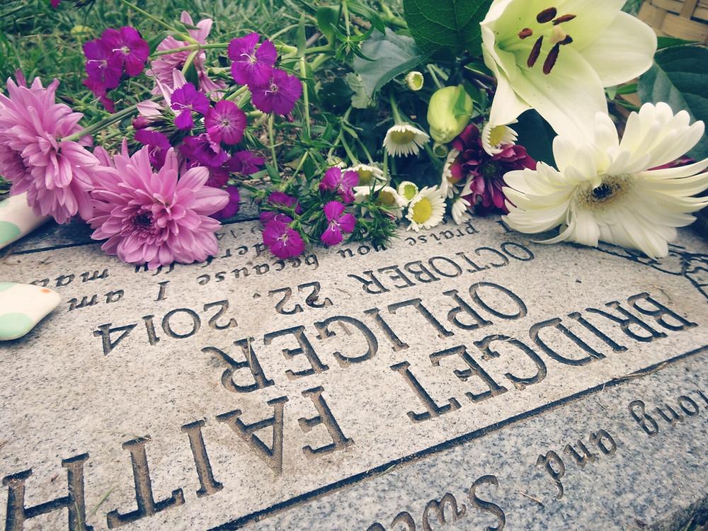 Bridget's Grave