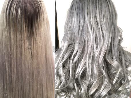 Granny Hair Korrektur
