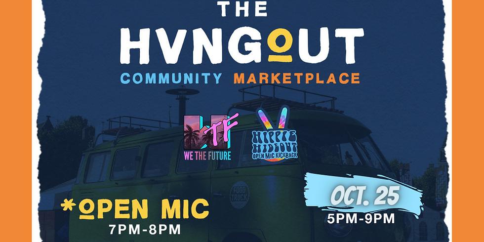 The Hvngout: Community Marketplace