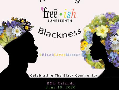 "Juneteenth Celebration ""R&B: Restoring Blackness"""