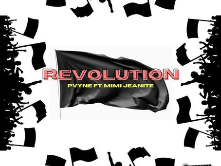 "IAMPVYNE - ""Revolution"" ft. Mimi Jeanite [AUDIO]"