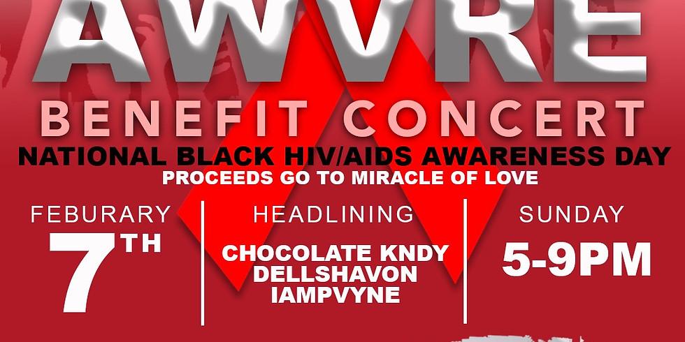 #AWVRE: HIV/AIDS Benefit Concert (1)