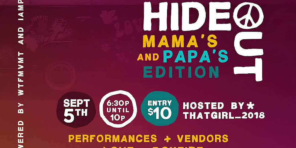 Hippie Hideout: The Mama's & Papa's Edition