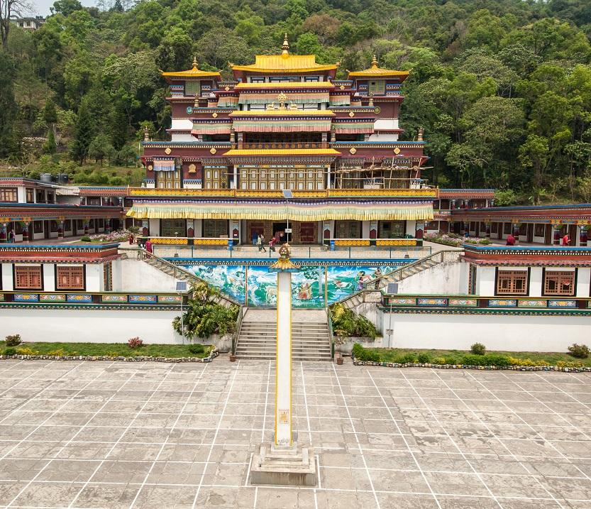 Ranka Monastery Gangtok