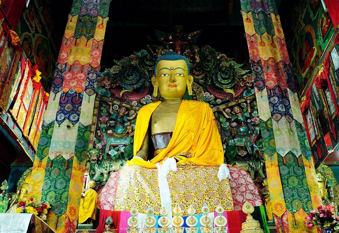 Tibetan Monastery Darjeeling