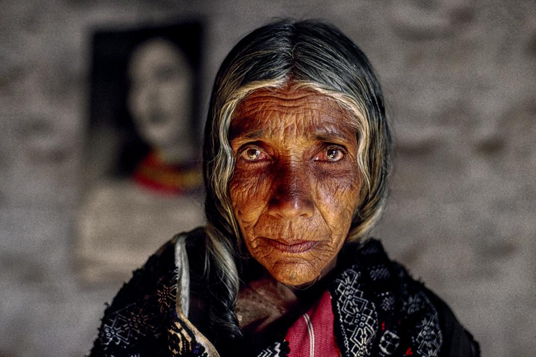 Nilgiri Toda Tribe - Portrait