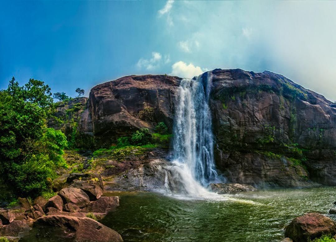 Anthirapilly Falls - Kerala