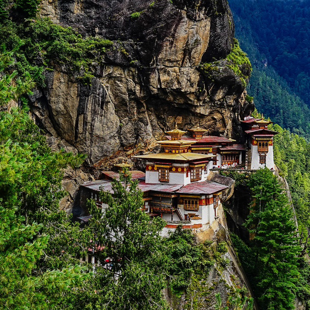 Photo Tour Bhutan Tigers Nest Temple