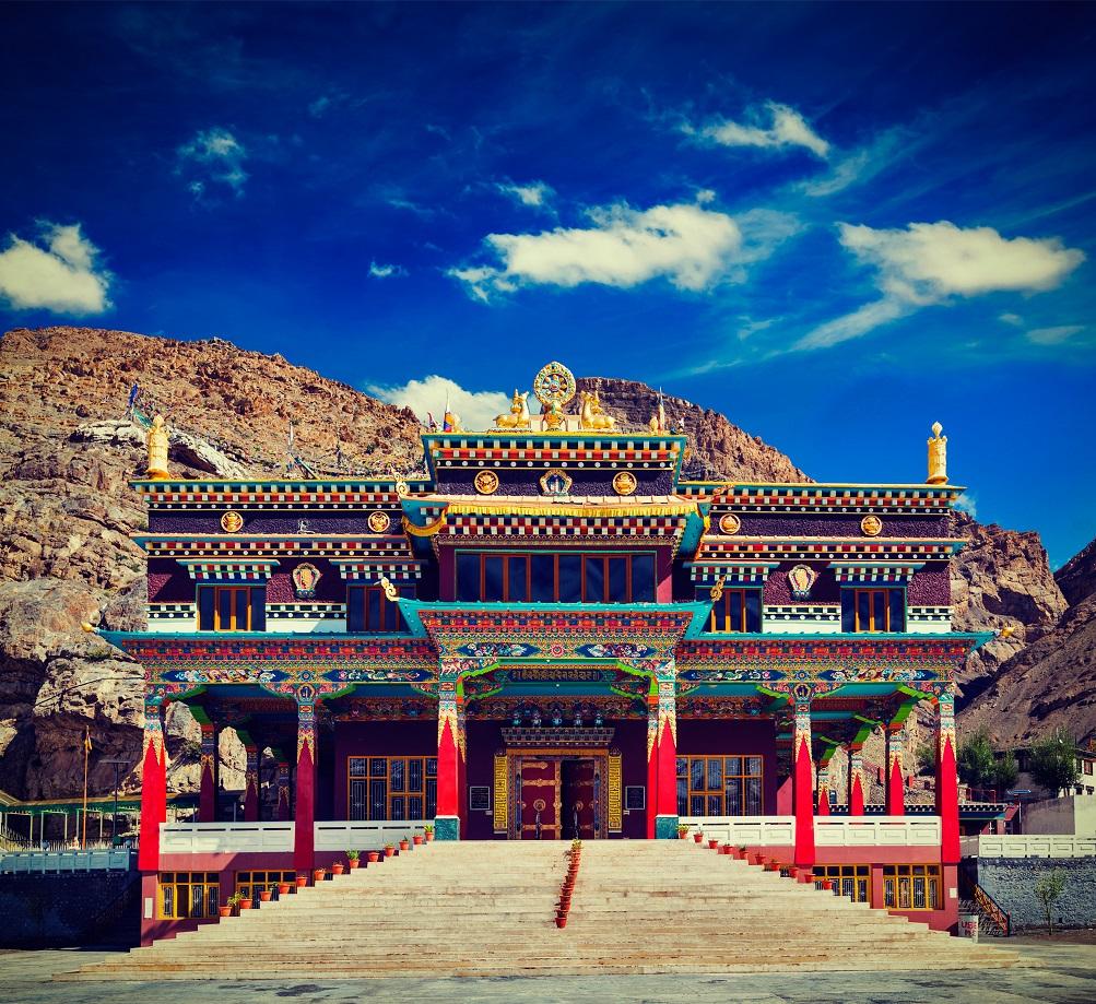 Kaza-Monastery-Spiti-Valley