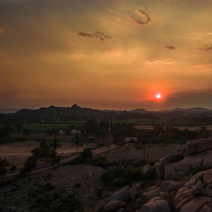 Hubli Sunset