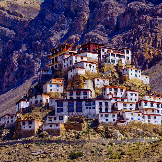 Ki-Monastery-Spiti-Valley