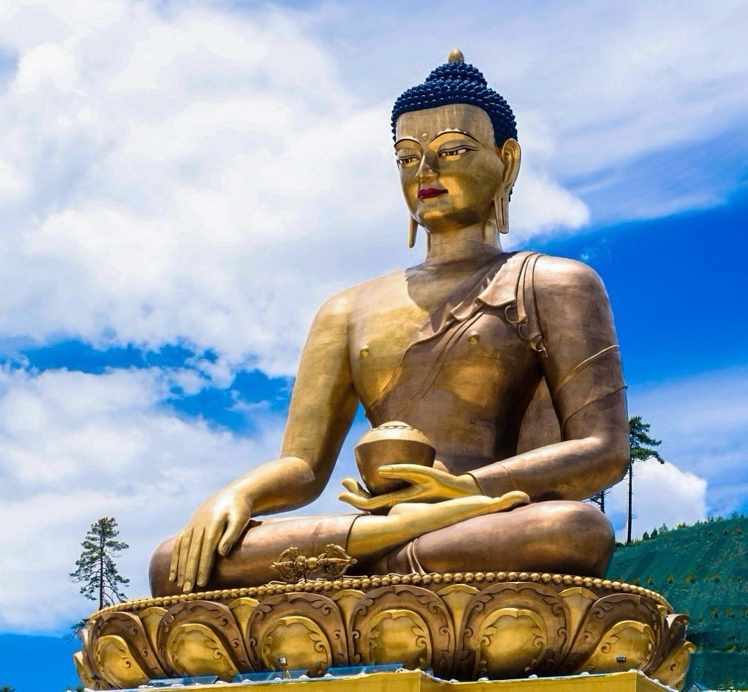 Photo Tour Bhutan Buddha Statue