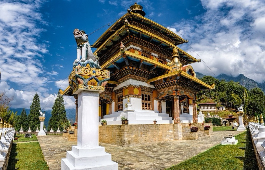 Photo Tour Bhutan Temple