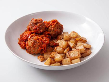 Glutenvrij recept: Gehaktballetjes in tomatensaus