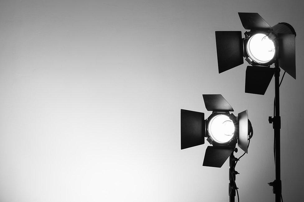 Fotostudio Lights