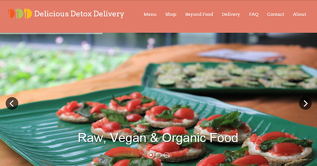 Top 3 healthy food delivery services