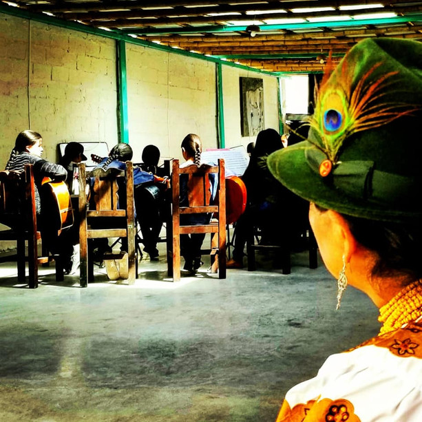Orquesta Juvenil de Instrumentos Andinos