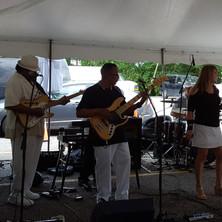 Tony Quarles Discovery Band