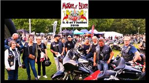 Motors n' Blues 2019 à DAX
