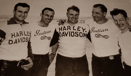 1948 Daytona 200 de GàD Ben CAMPANALE Ja