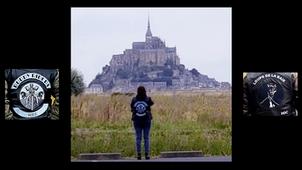 """Week-end en Normandie avec les """"LOUPS DE LA BAIE""""."""