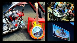 """Barbecue à Gazeran chez """"Cycle & Bike""""..."""