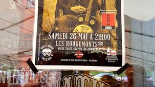 Concert à l'affiche aussi exceptionnelle qu'improbable chez les DEATH'S BROTHERS  asso d