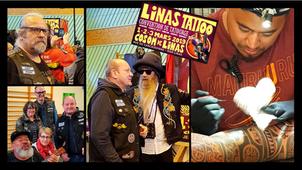 "Sortie à la ""Linas Tattoo Convention"""