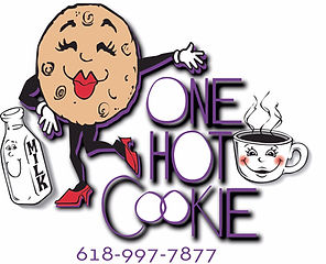 One Hot Cookie Logo