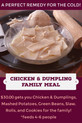It's Chicken & Dumplings Week!