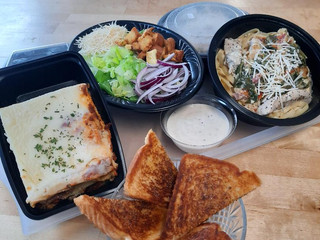 Special Heat 'N Eat Family Meal!   $30